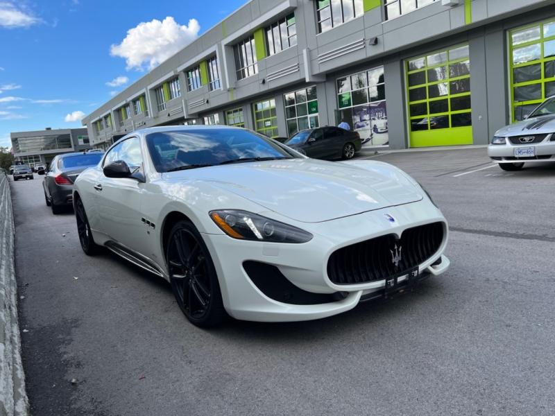 Maserati GranTurismo 2016 price $108,000