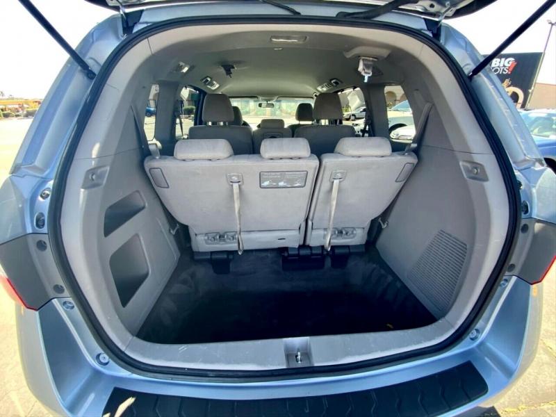 Honda Odyssey 2012 price $14,896