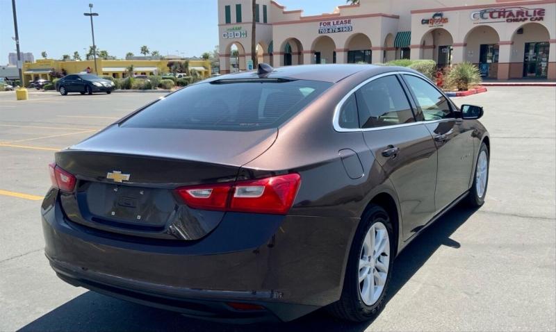 Chevrolet Malibu 2016 price $16,896