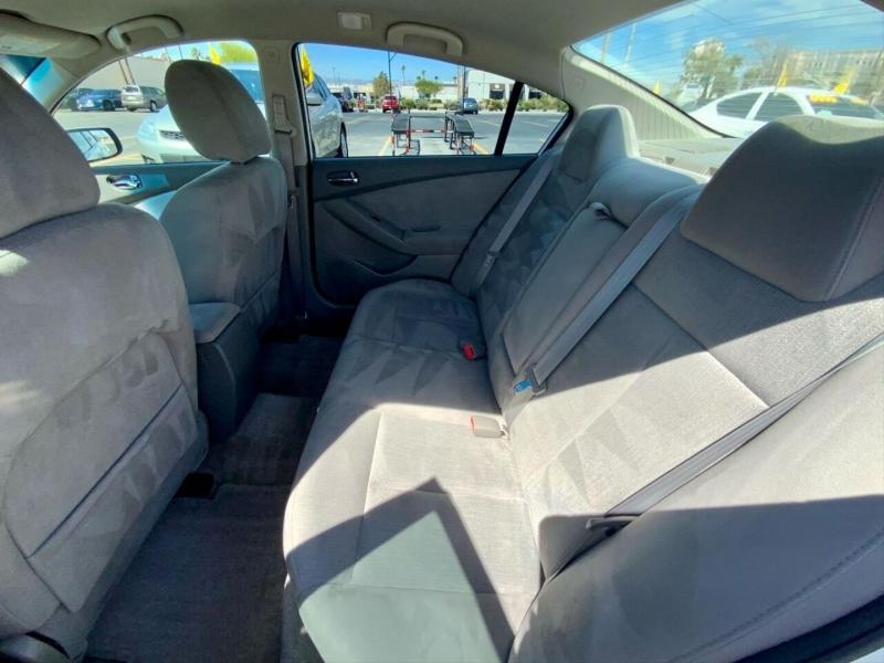 Nissan Altima 2012 price $8,794
