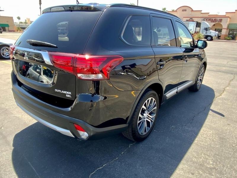 Mitsubishi Outlander 2016 price $16,999