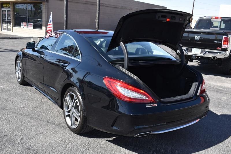 Mercedes-Benz CLS-Class 2016 price $33,999