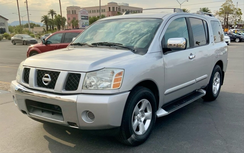 Nissan Armada 2004 price $9,994