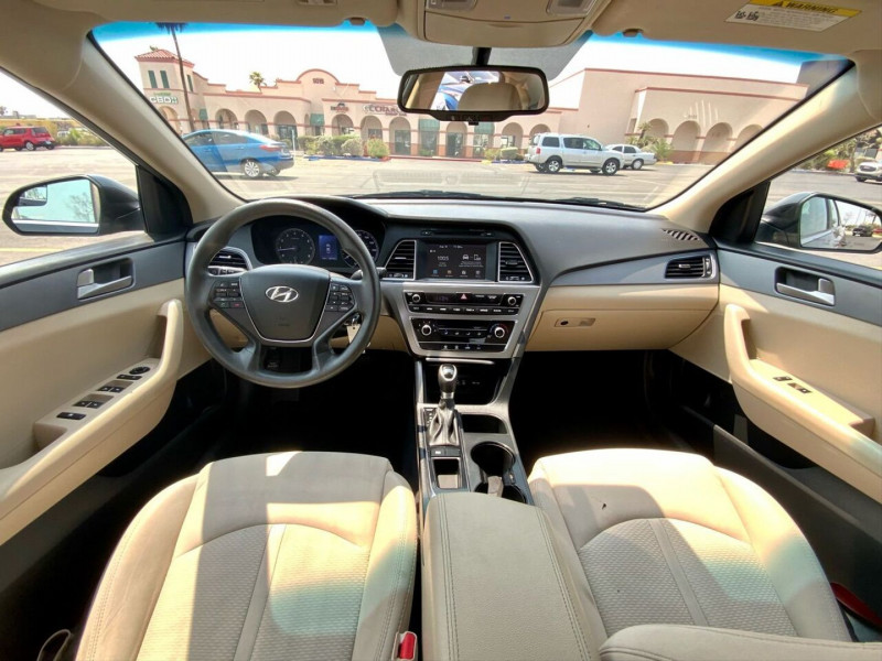 Hyundai Sonata 2017 price $12,776