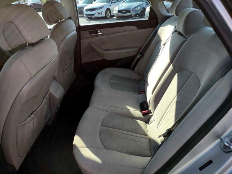 Hyundai Sonata 2017 price $13,495