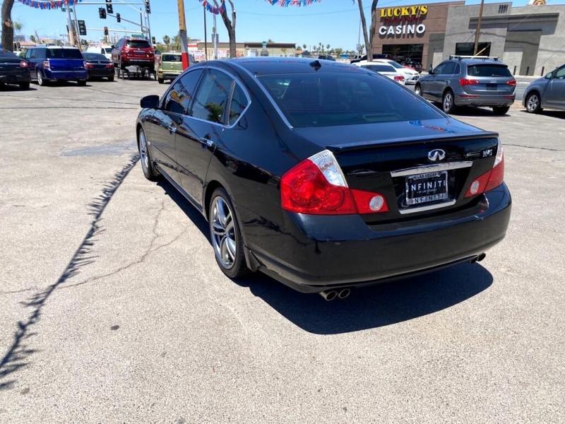 Infiniti M 45 2007 price $10,495