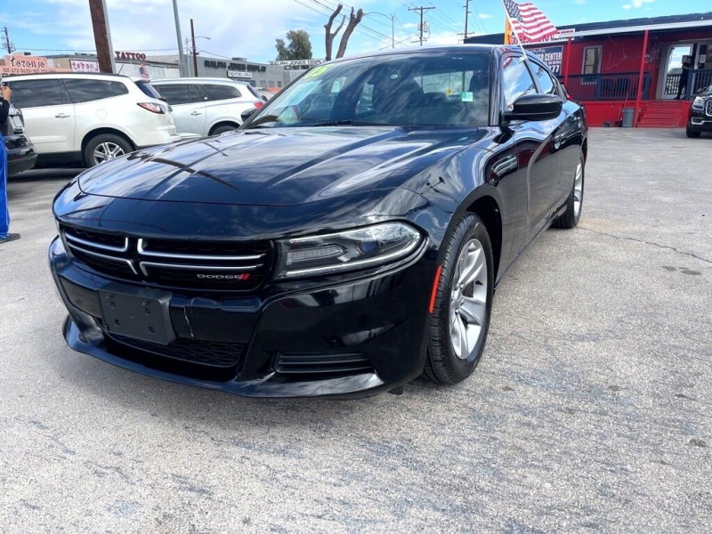 Dodge Charger 2015 price $16,531