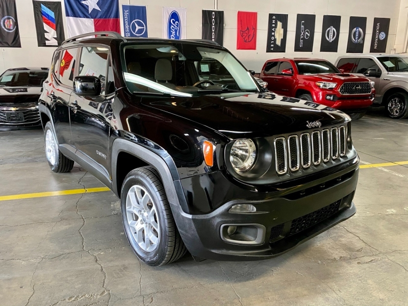 Jeep Renegade 2016 price $15,495
