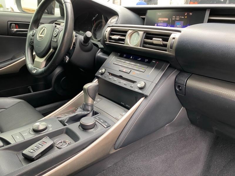 Lexus IS 250 2015 price $18,995