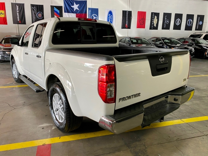 Nissan Frontier 2018 price $19,995