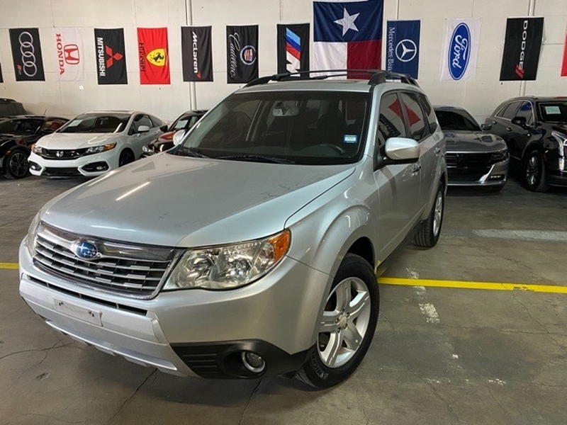 Subaru Forester 2010 price $6,499