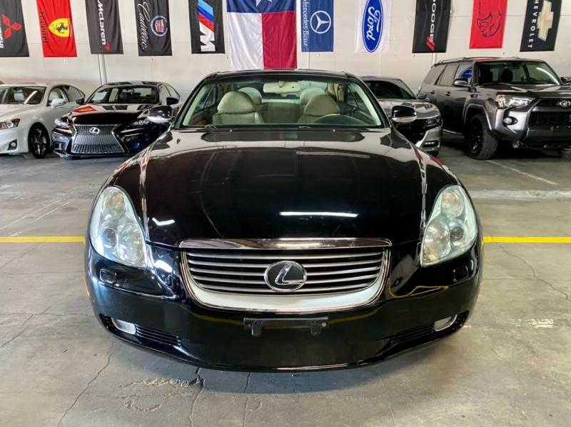 LEXUS SC 430 2003 price $8,995