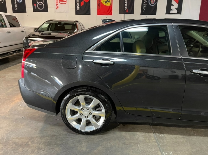 CADILLAC ATS SEDAN 2015 price $14,995