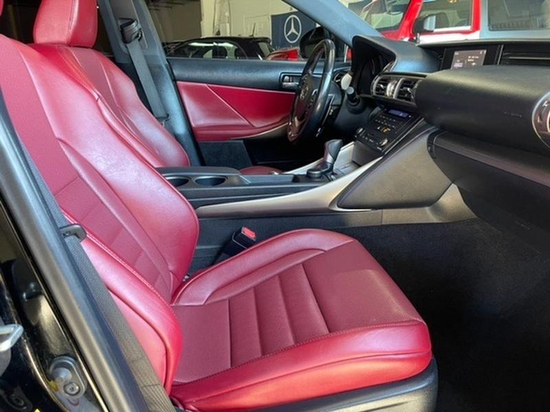 LEXUS IS 200T SPORT 2016 price $20,995