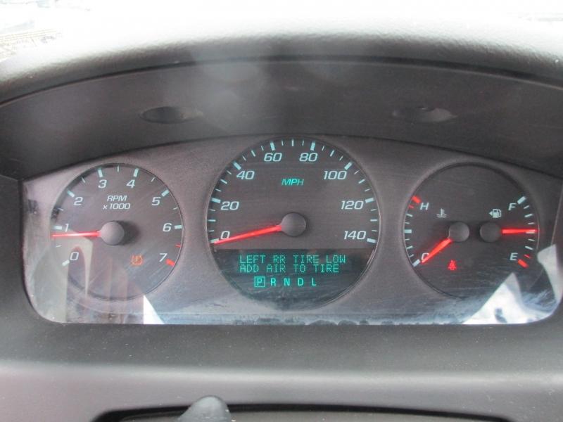 Chevrolet Impala Limited Police 2014 price $5,500