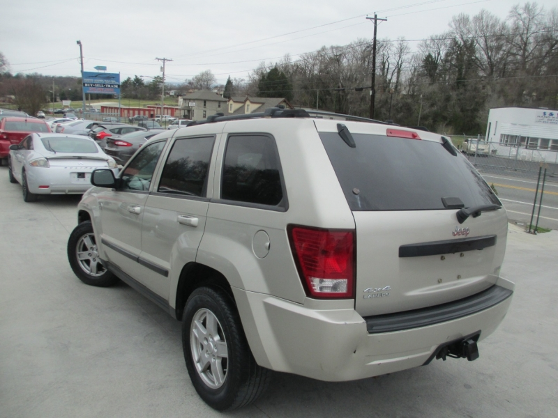 Jeep Grand Cherokee 2007 price $4,900