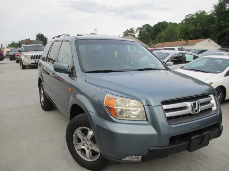 Honda Pilot 2008 price $5,995