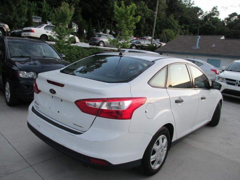 Ford Focus 2014 price $4,700