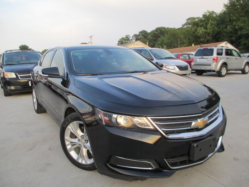 Chevrolet Impala 2015 price $9,995