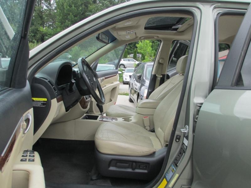 Hyundai Santa Fe 2008 price $4,995