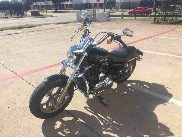 Harley-Davidson XL1200C Sportster 1200 Custom 2012 price $4,900