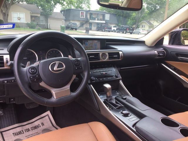 Lexus IS 2014 price $16,900