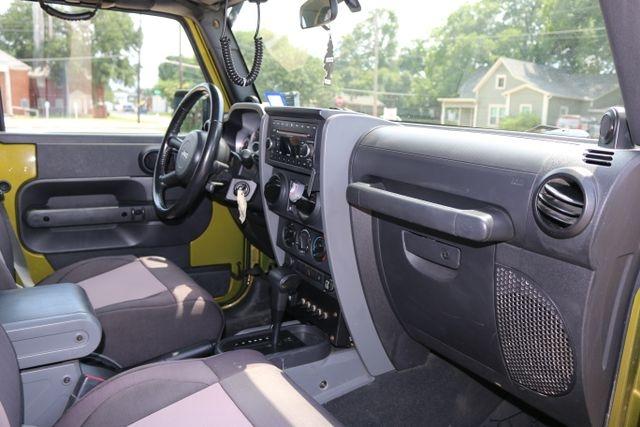 Jeep Wrangler 2007 price $16,700