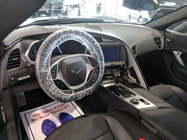 Chevrolet Corvette 2019 price $78,000