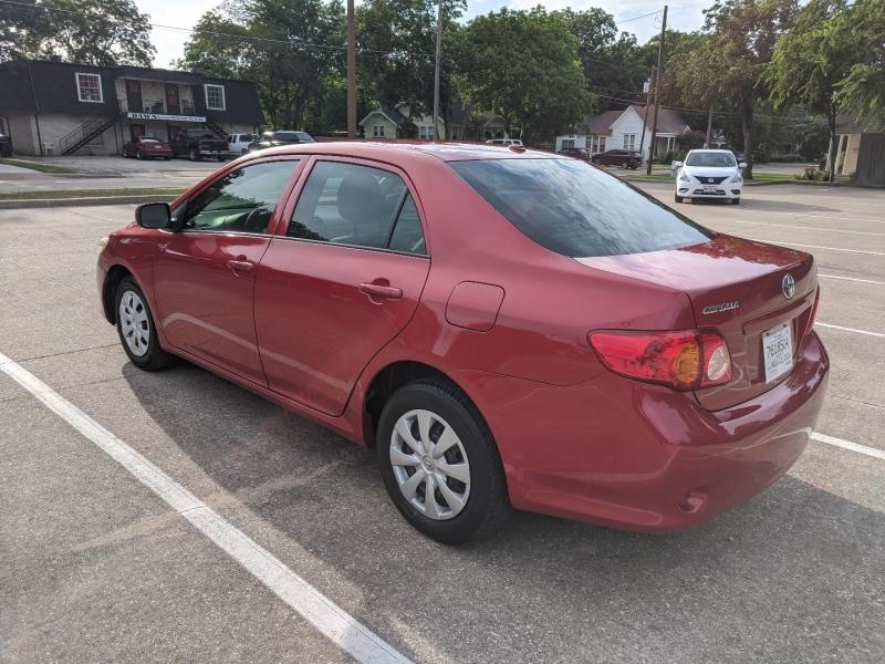 Toyota Corolla 2010 price $6,900