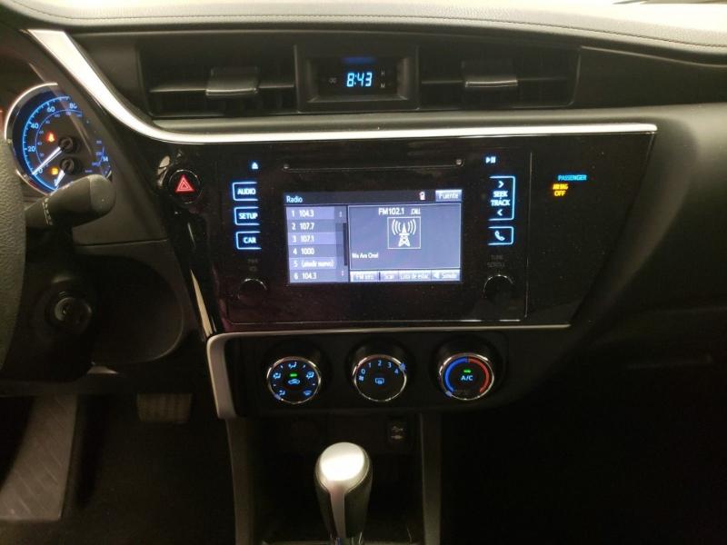 Toyota Corolla 2019 price $14,900