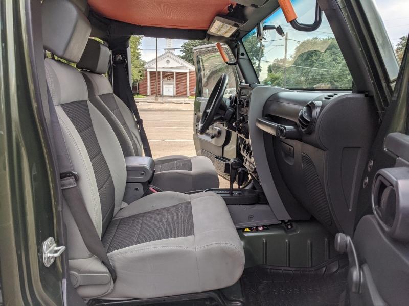 Jeep Wrangler Unlimited 2009 price $15,500