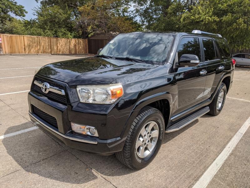 Toyota 4Runner 2012 price $16,200