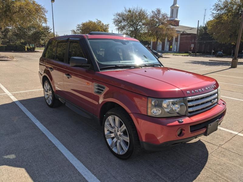 Land Rover Range Rover Sport 2008 price $7,900