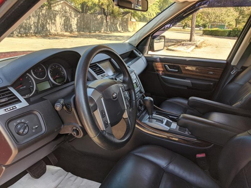 Land Rover Range Rover Sport 2008 price $8,700