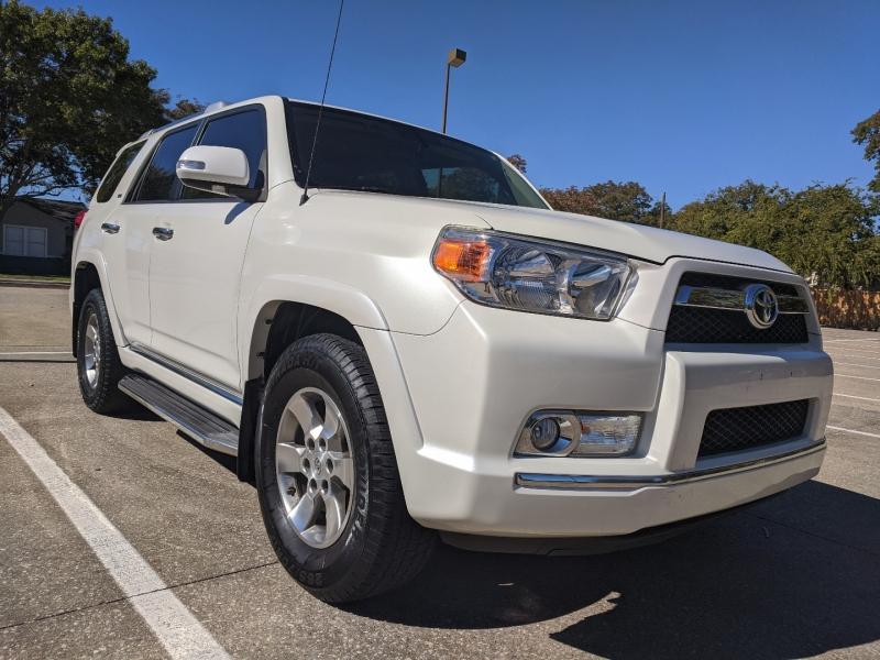 Toyota 4Runner 2012 price $15,800
