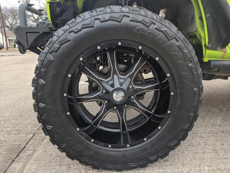 Jeep Wrangler 2013 price $16,900