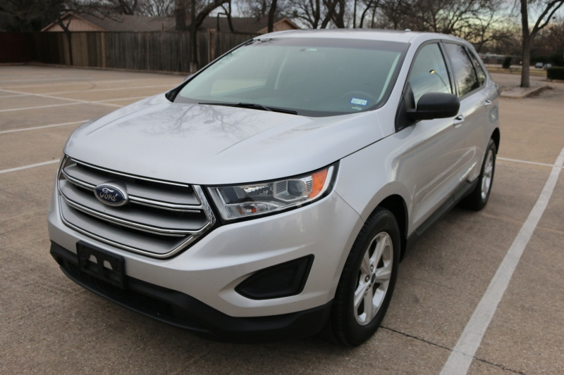 Ford Edge 2017 price $14,700