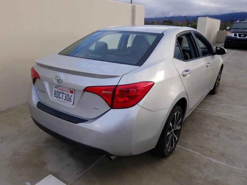 Toyota Corolla 2018 price $14,500