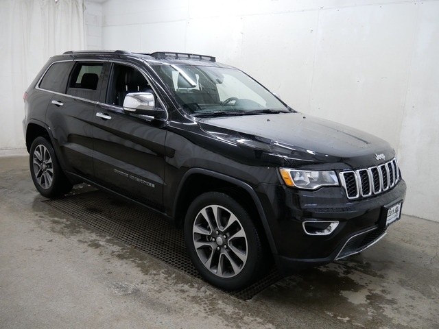 2018 jeep grand cherokee limited cars - burnsville, mn at geebo
