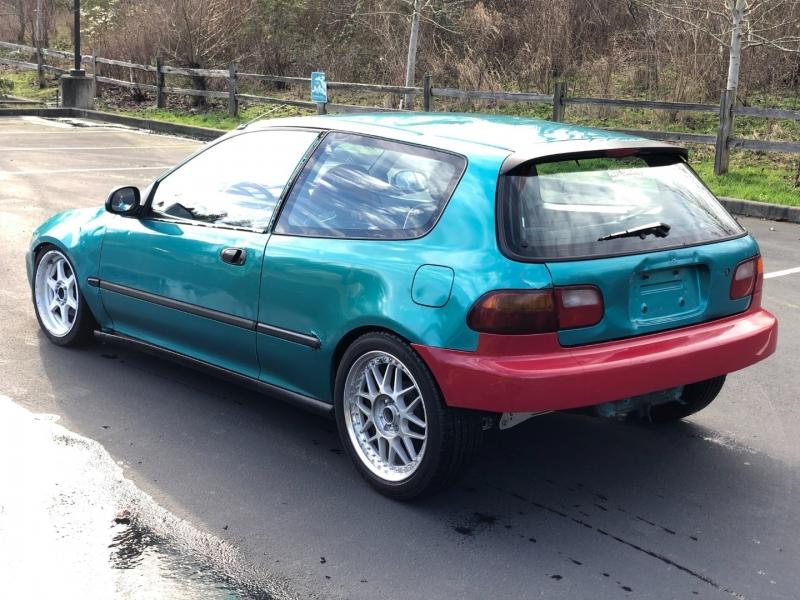 Honda Civic 1993 price $4,495