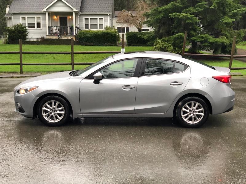Mazda Mazda3 2016 price $10,770