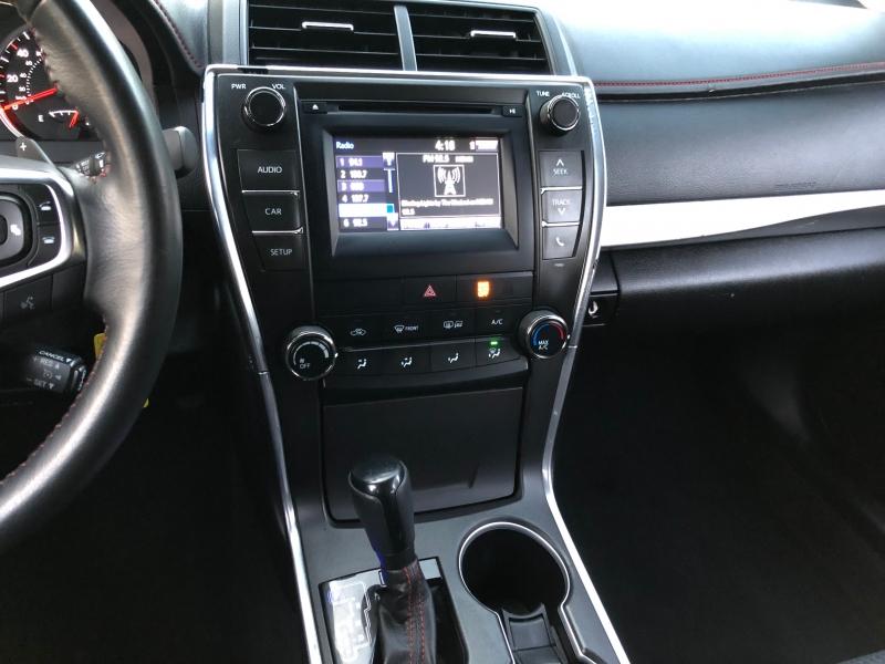 Toyota Camry 2015 price $13,340