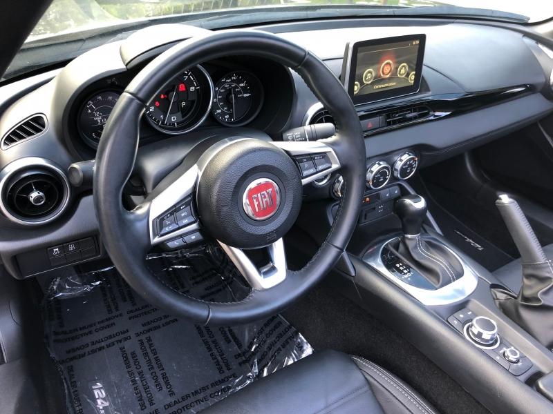 Fiat 124 Spider 2017 price $13,500