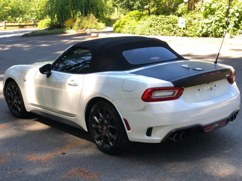 Fiat ABARTH 2018 price $16,999
