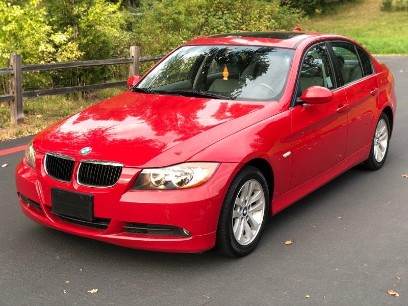 BMW 3-Series 2007 price $10,495