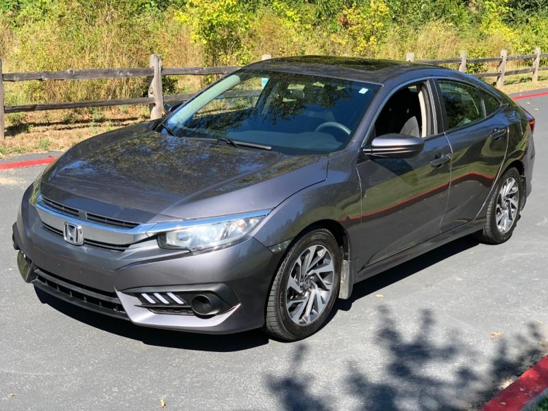 Honda Civic Sedan 2016 price $9,995