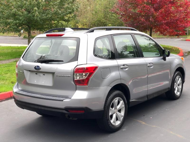 Subaru Forester 2016 price $13,250