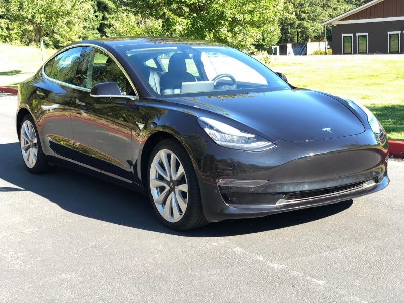 Tesla Model 3 2018 price $39,999