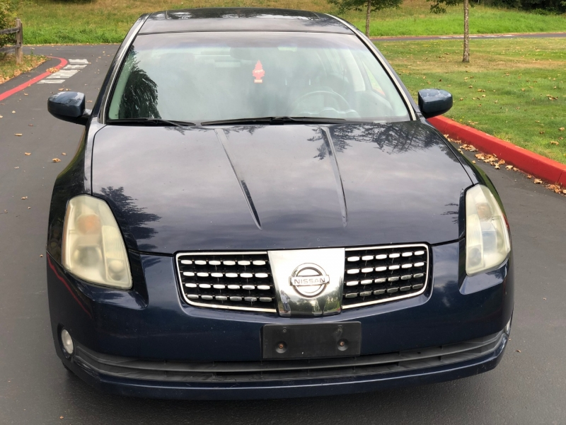 Nissan Maxima 2004 price $4,645