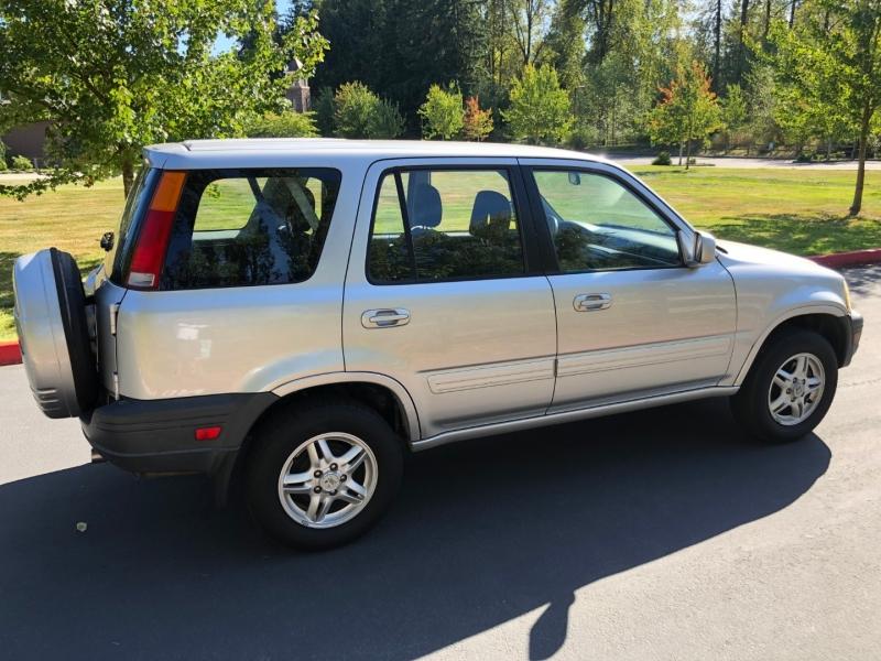 Honda CR-V 2000 price $4,450